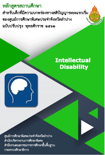 curriculum EI62 intellectual